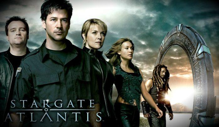 Il cofanetto DVD di Stargate Atlantis 5