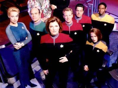 Scoprendo Star Trek Voyager