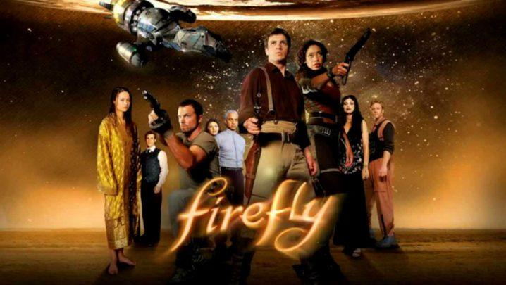 Firefly, Un classico della fantascienza in TV...