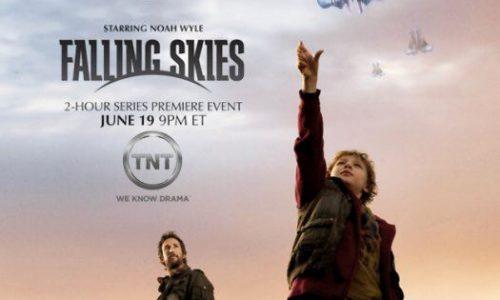 Falling Skies di Steven Spielberg!