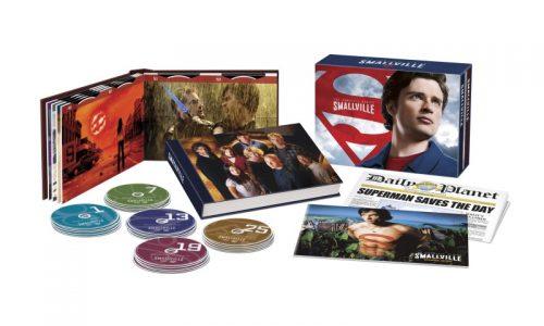 A breve l'ultimo episodio di Smallville