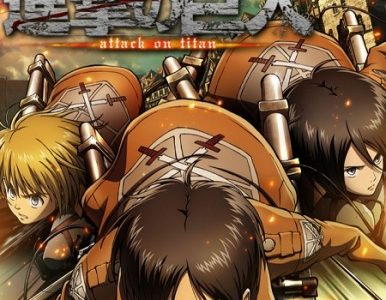 Shingeki no Kyojin ovvero L'attacco dei Giganti
