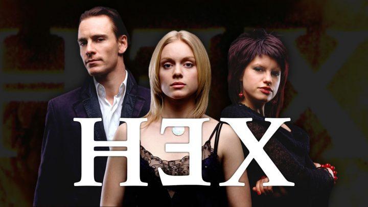 Hex, Precursore britannico di Supernatural