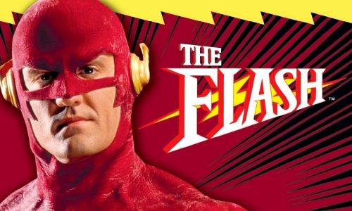 Il Flash di John Wesley Shipp nell'Arrowverse!