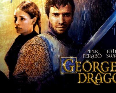 Il mito di San Giorgio e del drago in TV