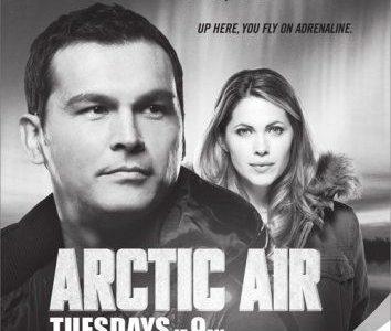 La serie TV canadese Arctic Air debutta in Italia