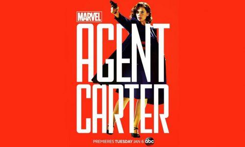 Marvel presenta la serie TV su Agent Carter