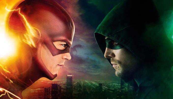 Il soundtrack bootleg di The Flash vs. Arrow