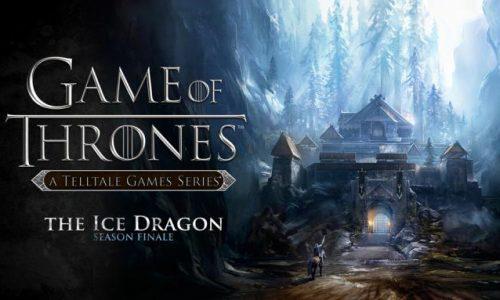 Da Telltale Game Of Thrones: The Ice Dragon