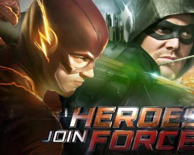 Flash 2 e Arrow 4 in tandem su Italia 1…