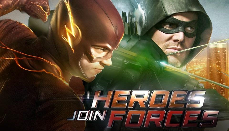Flash 2 e Arrow 4 in tandem su Italia 1...