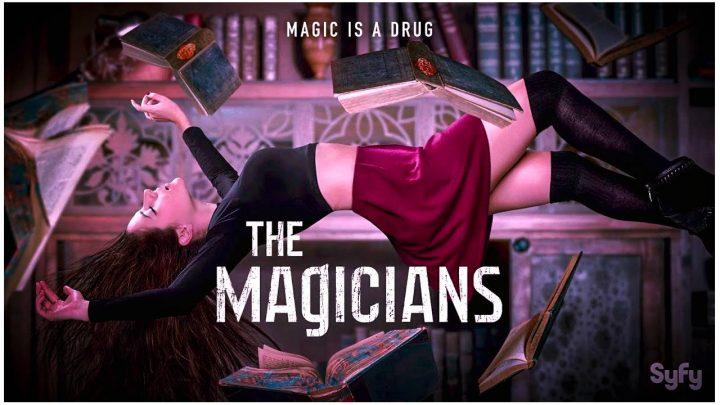 Il Mago: Il libro di Grossman diventa serie TV