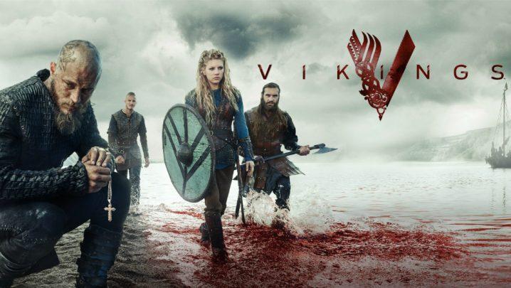 La terza stagione di Vikings in TV e su CD