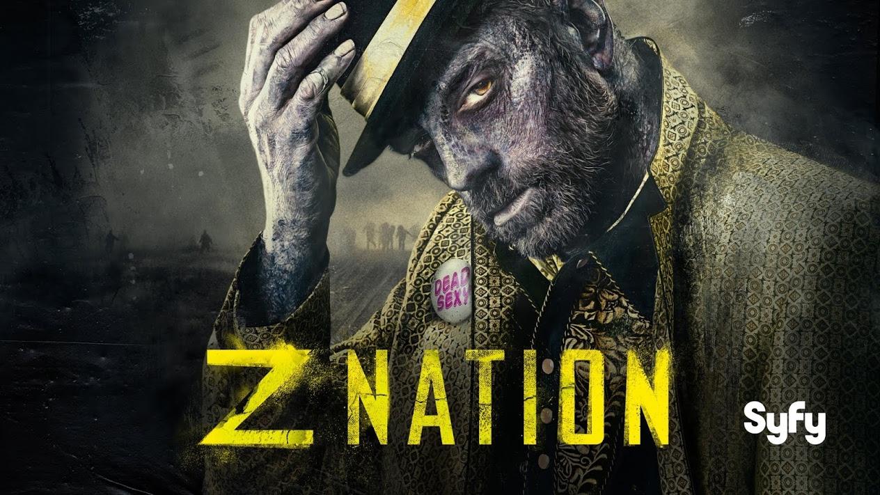 Ritorna Z Nation con la seconda stagione!