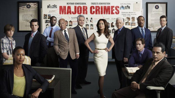 La quarta stagione di Major Crimes su Premium