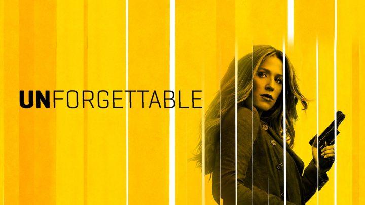 Torna su Giallo il crime drama Unforgettable