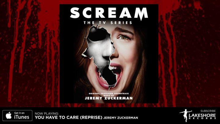 Anche la serie TV Scream ha il suo soundtrack!