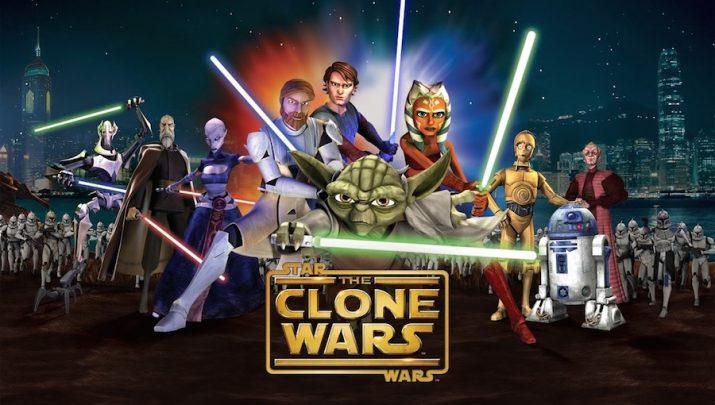 Tutte le musiche di Star Wars: The Clone Wars