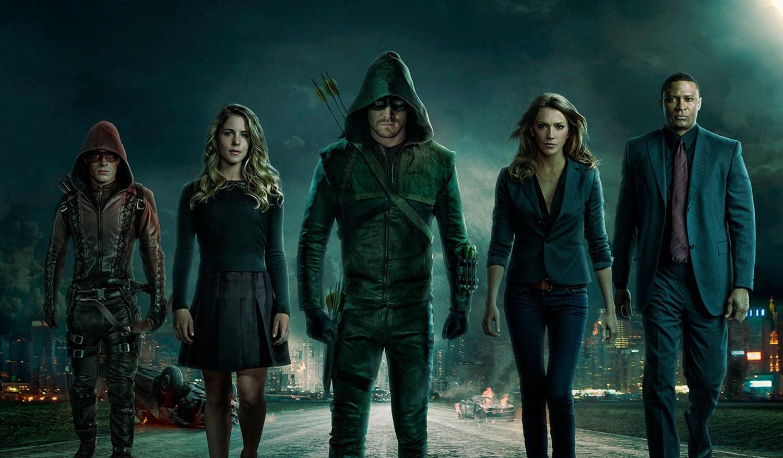 ...Secondo e terzo soundtrack per Arrow