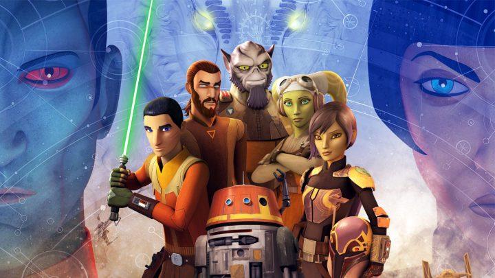 Un soundtrack digitale per Star Wars Rebels...