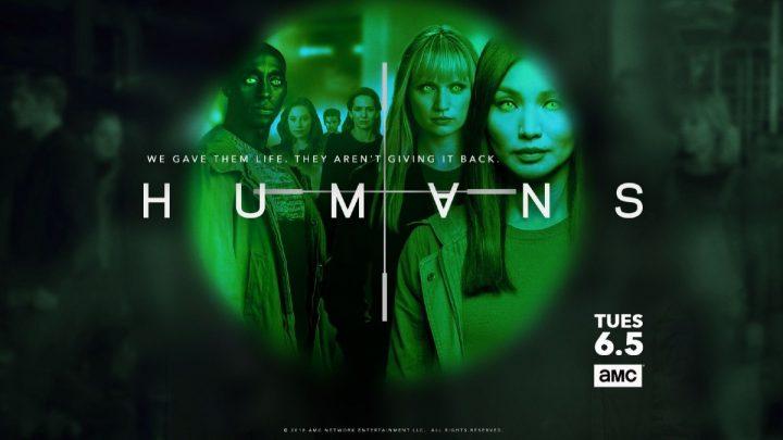 Una colonna sonora per la serie AMC Humans