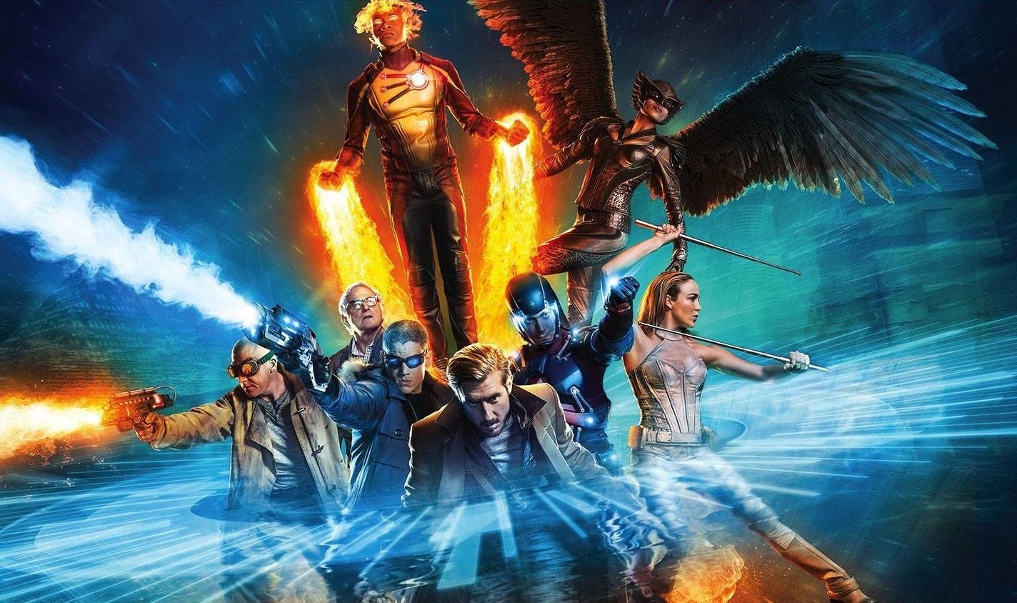 Novità e soundtrack per Legends Of Tomorrow
