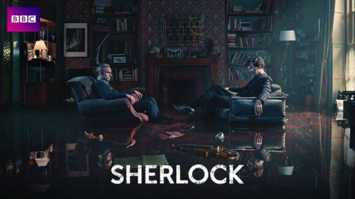 Arriva la quarta stagione di Sherlock!