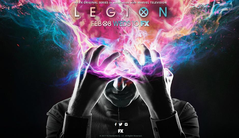 I debutti televisivi del 2017: Legion