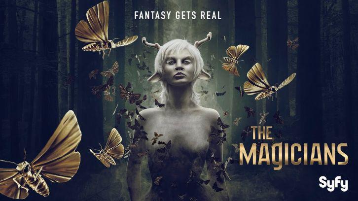 ...Una seconda stagione per The Magicians
