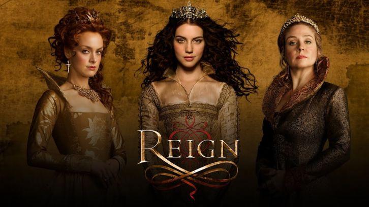 In arrivo la stagione finale di Reign...