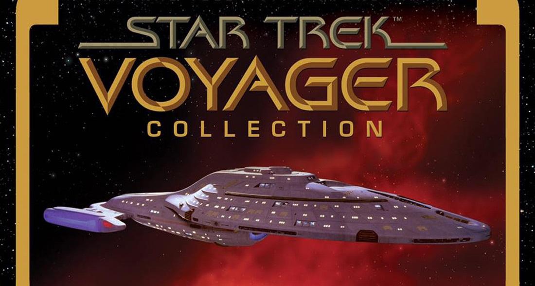 La musica di Star Trek Voyager Collection