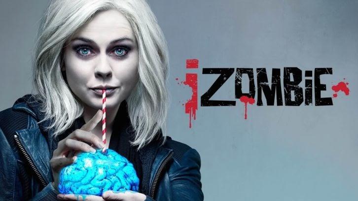 Su The CW torna iZombie 3.0 in USA