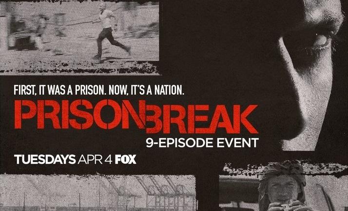 Su FOX arriva il revival di Prison Break!