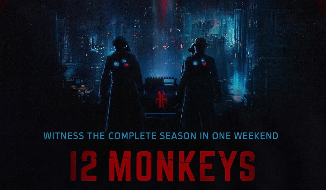 L'attesa penultima stagione di 12 Monkeys...