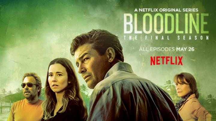 La stagione finale di Bloodline su Netflix