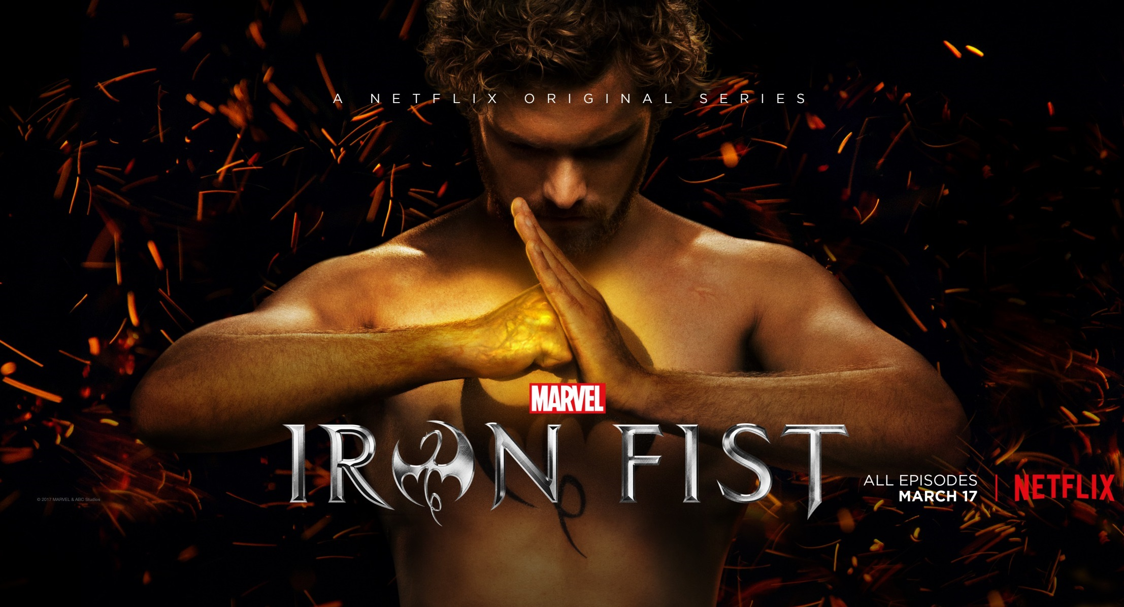 Iron Fist è pronto al debutto!