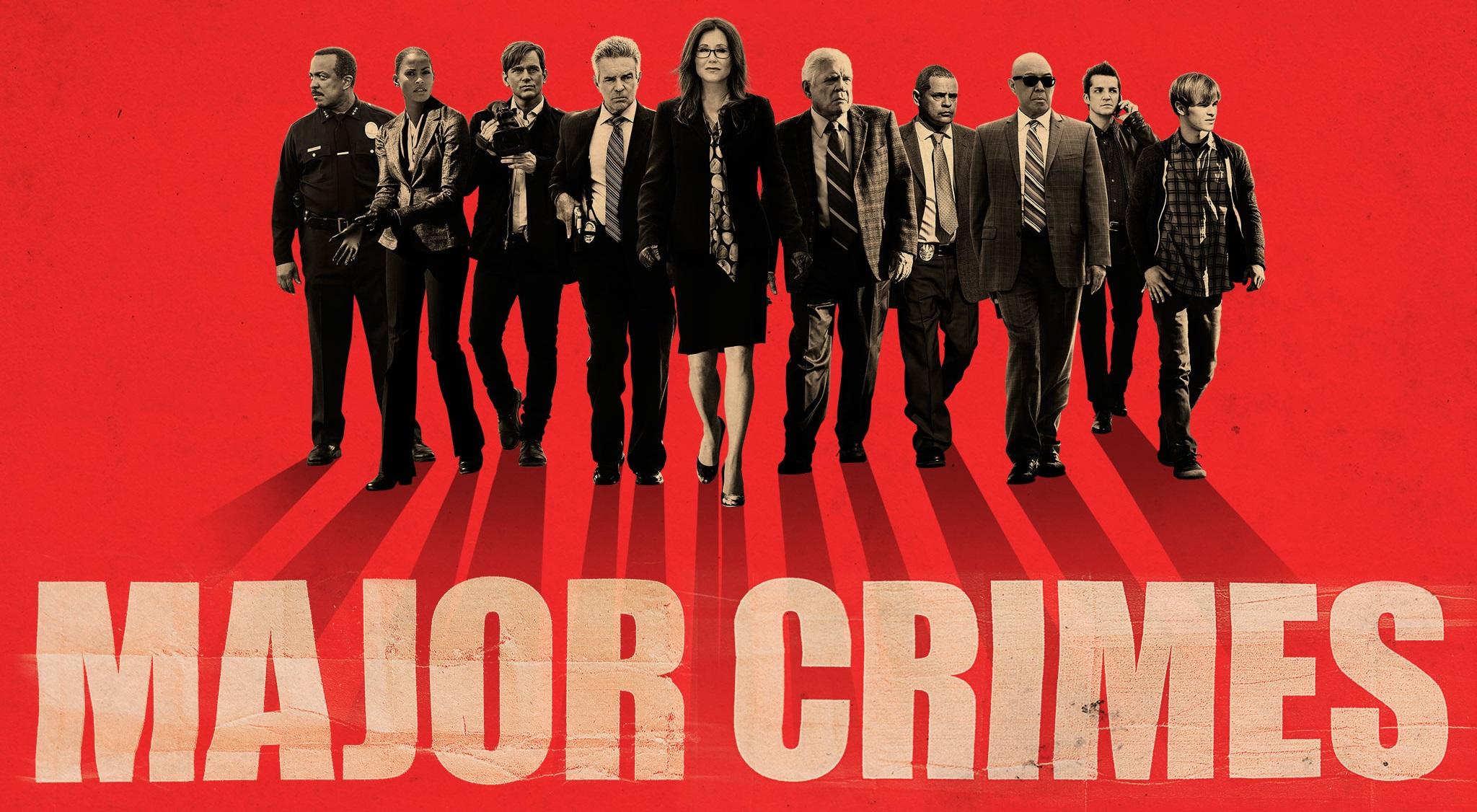 La nuova stagione di Major Crimes su Premium