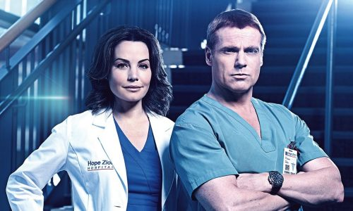Saving Hope torna a fare capolino!