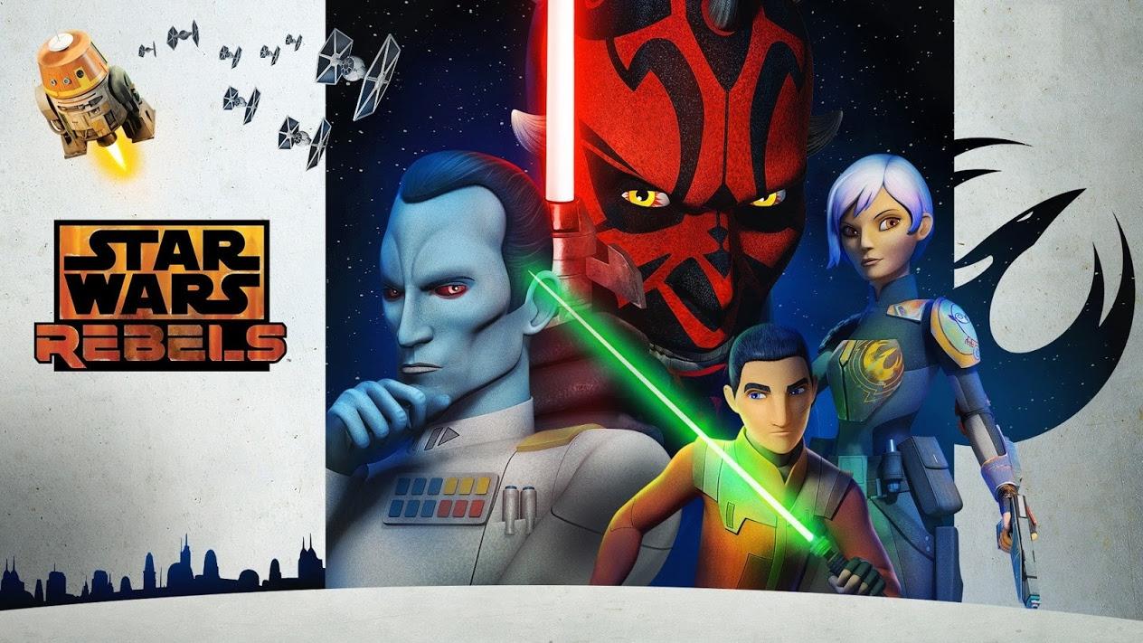 ...Riparte in Italia Star Wars Rebels 3.5