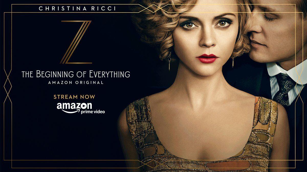 Z: The Beginning Of Everything sbarca su Amazon