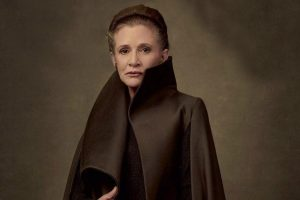 Carrie Fisher e i progetti futuri di Star Wars