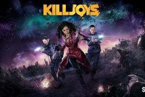 La terza stagione di Killjoys su SyFy e Space