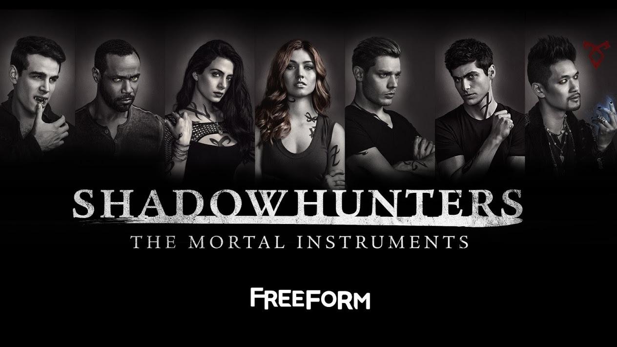 Shadowhunters 2b su Freeform e Netflix