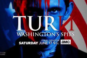 Arriva su AMC la stagione finale di Turn