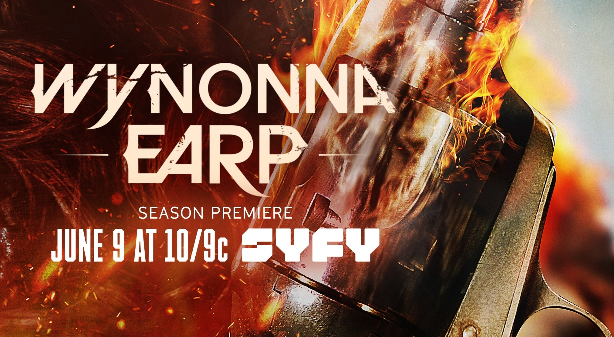 Una seconda stagione per Wynonna Earp