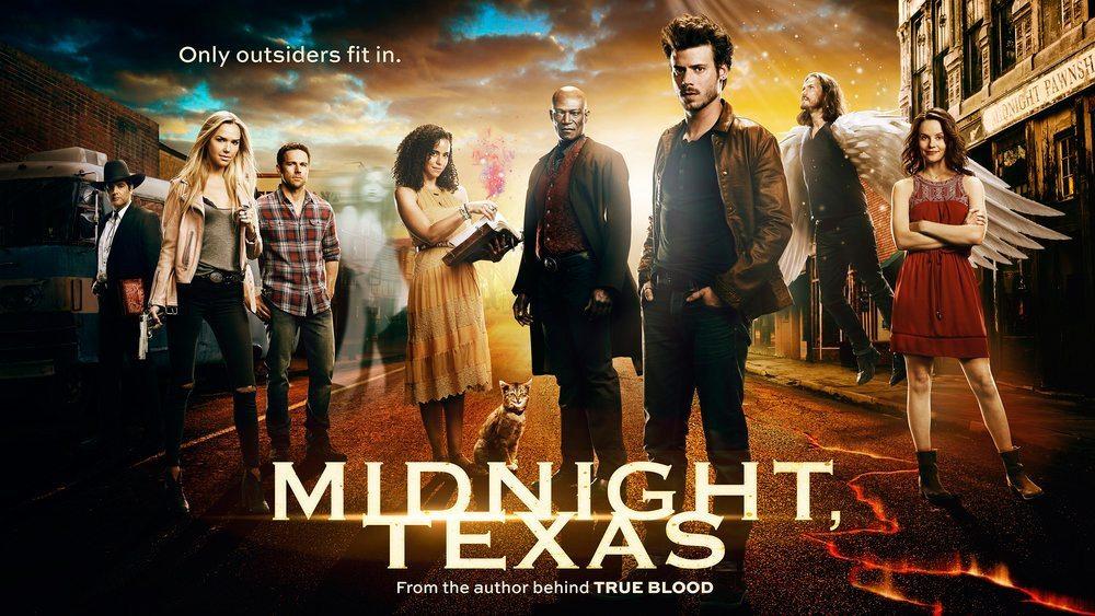 Dai libri di Charlaine Harris arriva Midnight, Texas