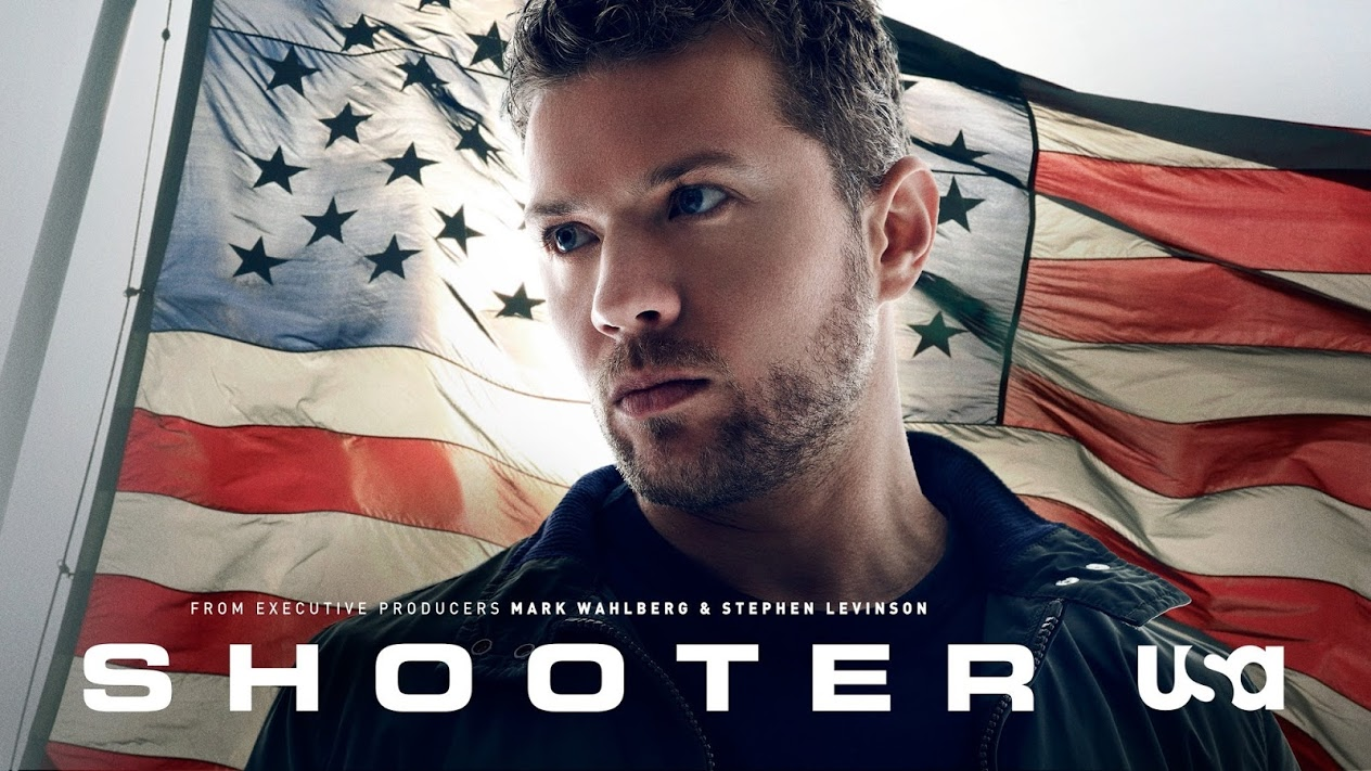 Torna su USA Network l'action Shooter