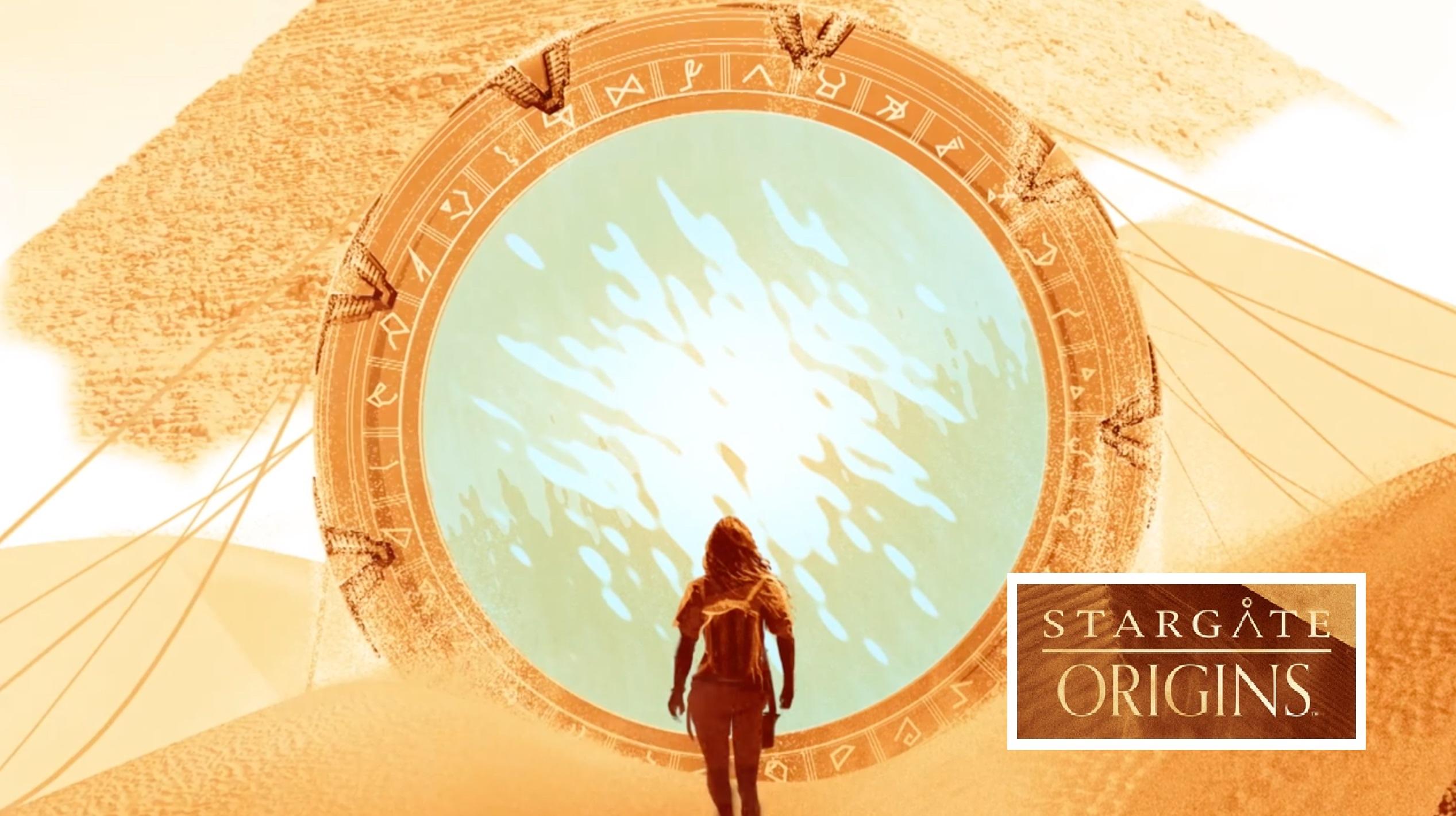 Stargate Origins e il rilancio di Stargate sul web