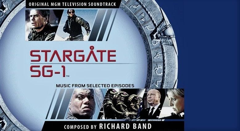 Un inaspettato soundtrack per Stargate SG-1