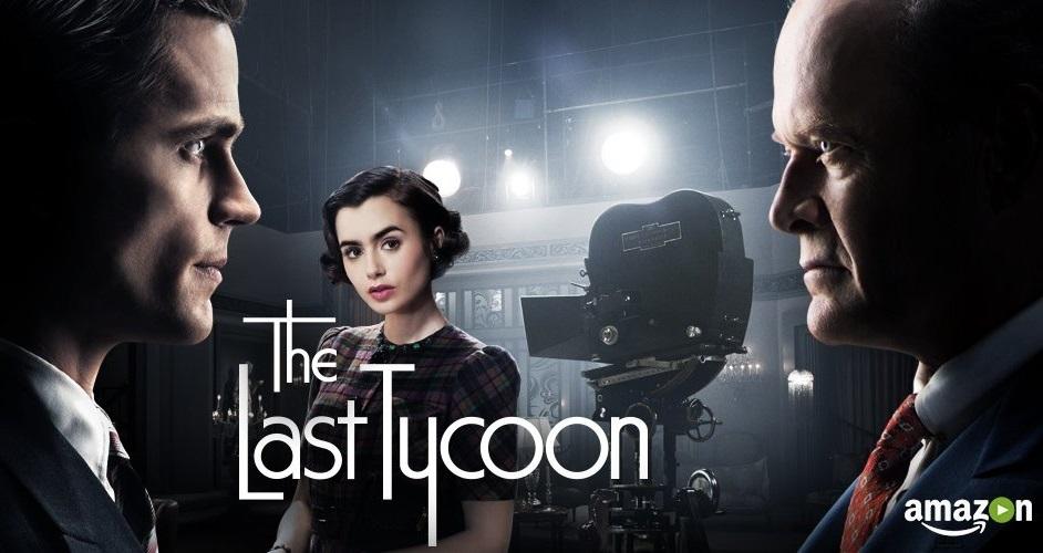 Da Fitzgerald arriva The Last Tycoon